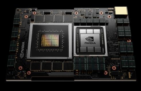 NVIDIAのデータセンター向けCPU「Grace」