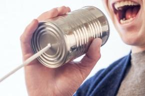 離れた人とコミュニケーション