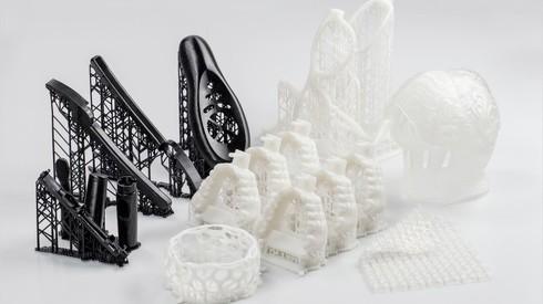 光造形3Dプリンタ「PartPro150xP」の造形サンプル