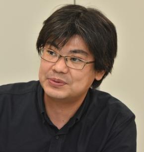 アスク プロダクト・コンテンツグループの白澤圭司氏