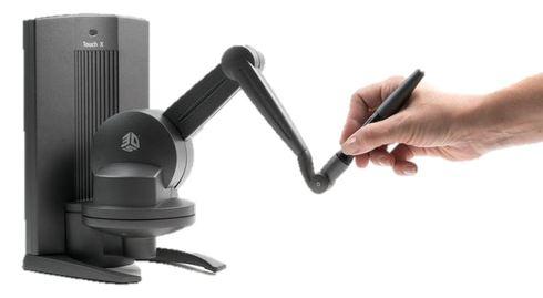 3D Systemsの「Geomagic Freeform」
