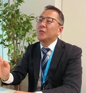 宇部情報システムの大塚和紀氏