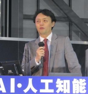 東京大学大学院 教授の松尾豊氏