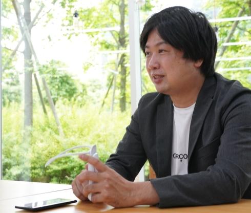 ハードウェア設計を担当した伊藤健二氏