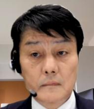 東芝の清野武寿氏