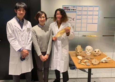 「海洋研究 3Dスーパーサイエンスプロジェクト」の研究生を募集