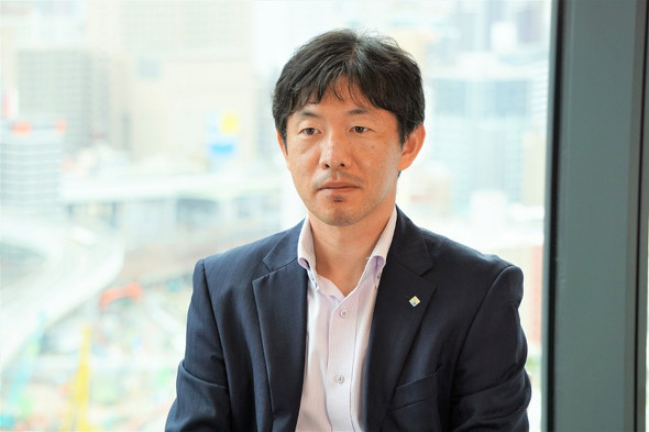 タカミヤ 営業本部 技術部 BIM推進課長の浜田和樹氏