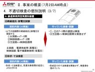 絶縁抵抗・耐電圧試験と形状・寸法検査