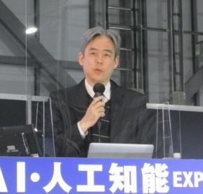 早稲田大学 理工学術院 教授の尾形哲也氏