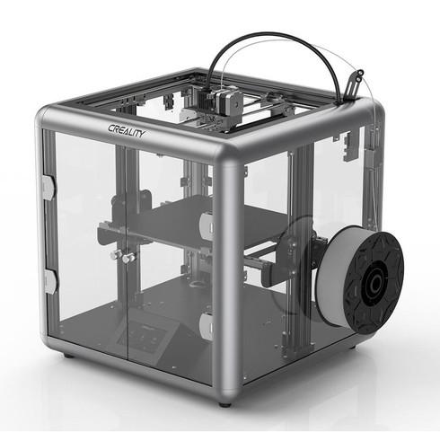 コンシューマー向けFDM方式3Dプリンタ「Creality 3D Sermoon D1」