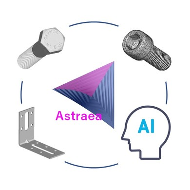 3次元形状認識AIモデルが設計を効率化