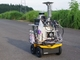 熱電発電で走る「国内初」の自律ロボット、燃料はカセットボンベ