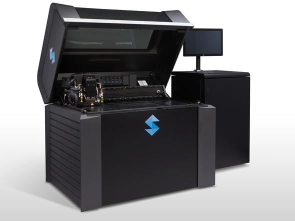 PolyJet方式3Dプリンタ「J850 Prime/Pro」 ※提供:ストラタシス・ジャパン