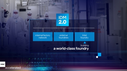 「IDM 2.0」に向けてインテルは半導体のリーンディングプロバイダーとなることを目指している