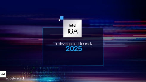 「Intel 18A」でも10〜15%以上の性能向上を目指す