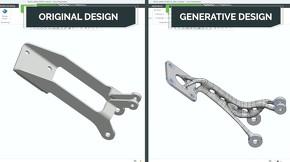 ジェネレーティブデザインの活用イメージ