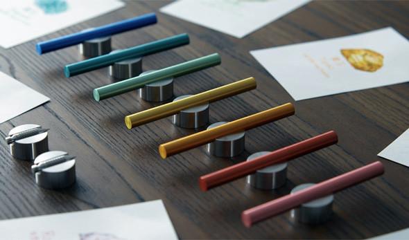 カラーバリエーション豊富なペン軸
