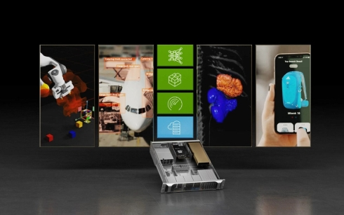 「NVIDIA AI Enterprise」のイメージ