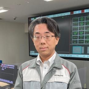日立 制御プラットフォーム統括本部の山田勉氏