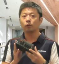 Moxa Japanの長澤宣和氏