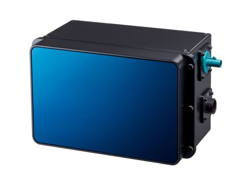 IMX459を搭載したメカニカルスキャン方式のLiDARのリファレンスデザイン