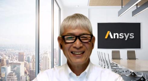 アンシス・ジャパン カントリーマネージャーの大谷修造氏