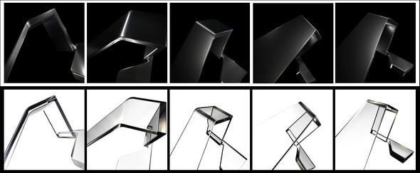新たなブランドイメージは、新しいロゴのシンボルの一部に焦点を当てて作成された、抽象的な3Dの幾何学的フォームを特徴としている