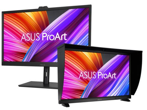 JOLEDの32インチ有機ELディスプレイパネルを採用した「ASUS ProArt Display OLED PA32DC」