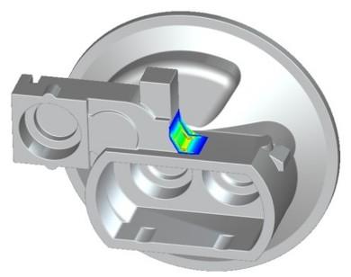 部品形状比較機能の利用イメージ