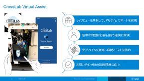 CrossLab Virtual Assist