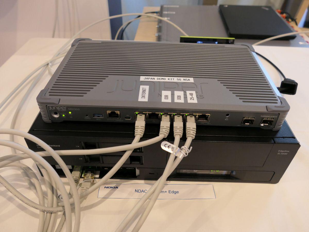 「NDAC」のハードウェアとルーター[クリックで拡大]