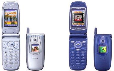 Mobile:J-フォン、ムービー写メ...