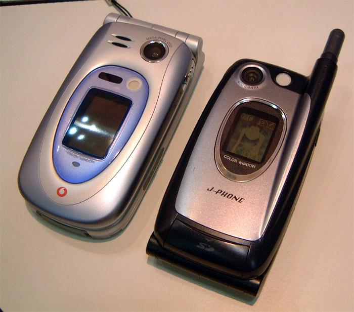 Mobile:究極の全部入り端末~シャープの「J-SH53」を激写