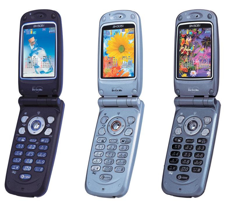 Mobile:ドコモ、「SH505i」を6...