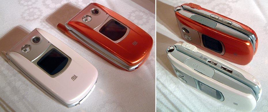 Mobile:撮った写真やムービーを...