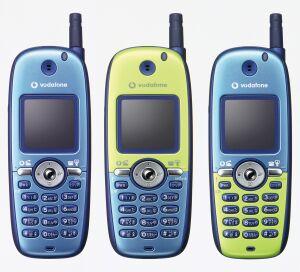 着せ替えできるプリペイド端末「enjorno V102D」 - ITmedia Mobile
