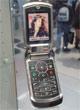 3G版の「RAZR」〜Motorola、薄型W-CDMA携帯を発表