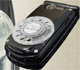 携帯で「ジーコジーコ」──黒電話モチーフのカスタムジャケット(2005年4月)