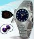 普通の腕時計? いいえ「音楽対応、ワイヤレス腕時計」