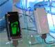 2画面ケータイやM1000用RFIDリーダー/ライターを展示──三菱ブース