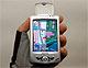 マップルタウン情報の表示に対応──GPS内蔵Pocket PC「Mio 168 RS」