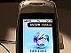Samsung、3.6MbpsのHSDPA携帯電話をデモ