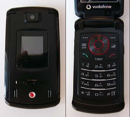 薄さ14.9ミリ、世界最薄3G──Sams...