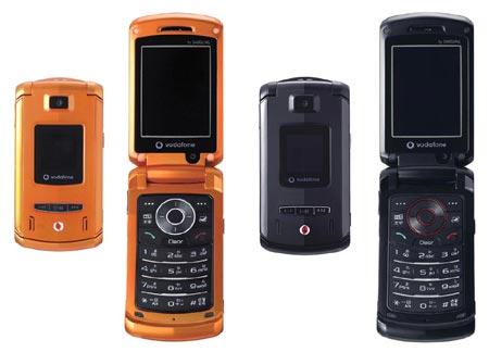 薄さ14.9ミリの3G携帯「804SS」...