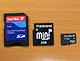 microSDとminiSDとRS-MMC、一番小さいのはどれ?