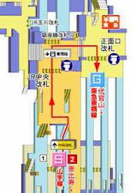 navitime 3d building