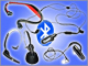 バイヤーズガイド:2008年秋冬版 使用スタイル別に選ぶ「Bluetoothハンズフリー&イヤフォン機器」カタログ(ハイエンド/特殊モデル編)
