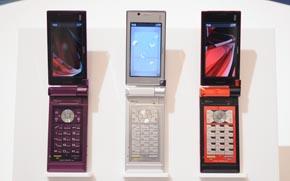 写真で解説する「<b>Woooケータイ</b> H001」 (1/2) - ITmedia Mobile