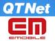 QTNet、光とセットの高速モバイルデータ通信サービスを提供