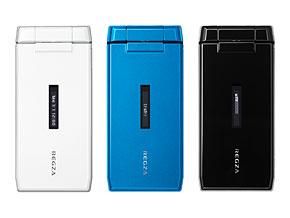 Snapdragon搭載で高速化したREGZAケータイ――「REGZA Phone T004」